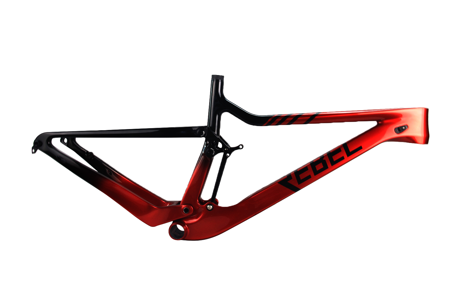 rebel wildcat frameset full suspension