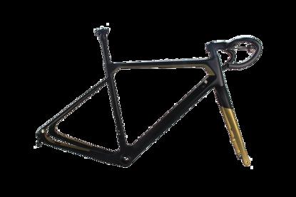 Rebel Scout frameset gravel bike